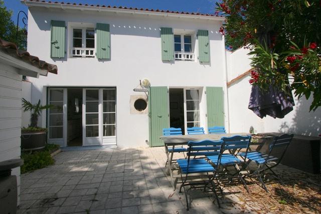 Maison de village Saint Martin de Ré