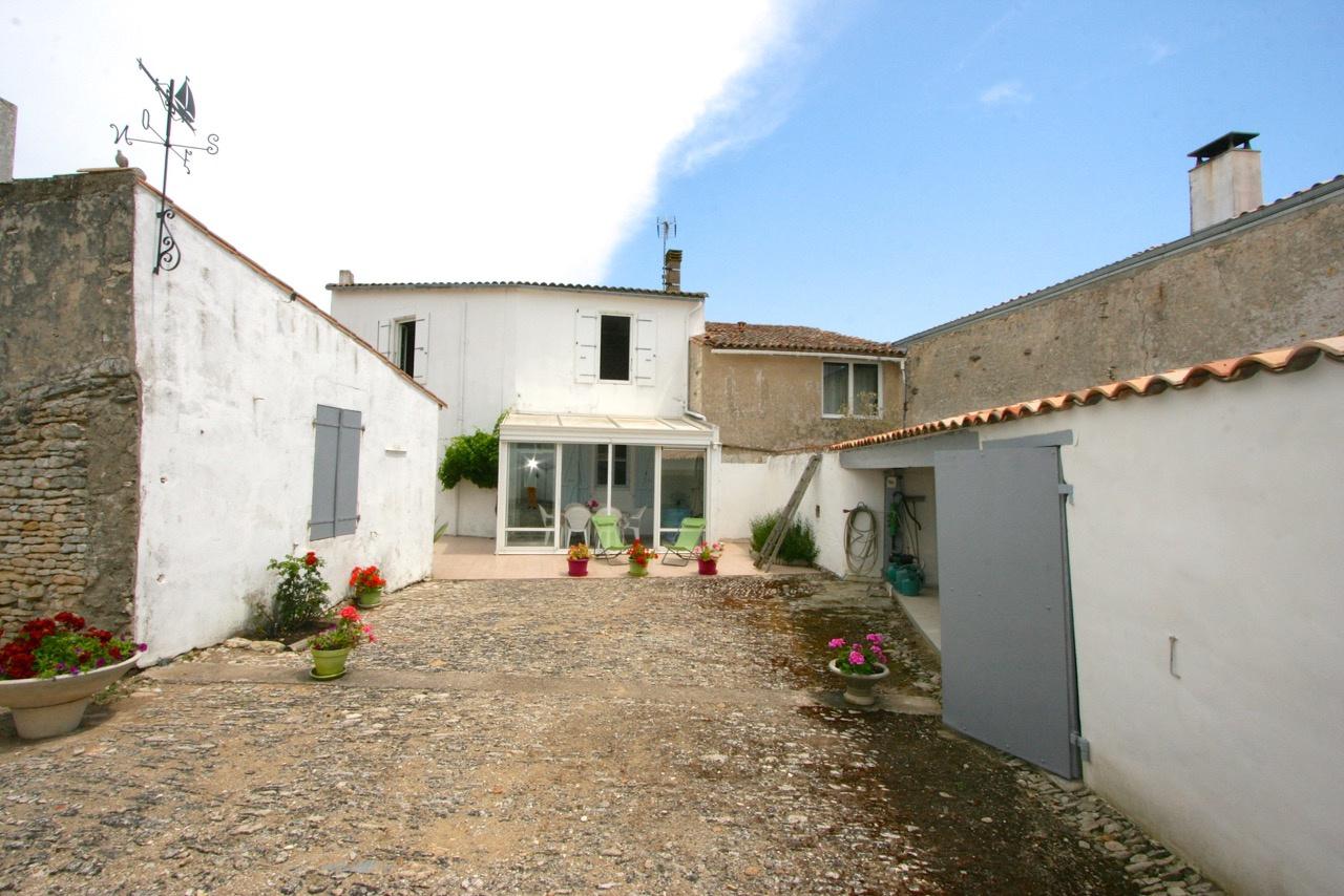Maison La Couarde sur Mer (ref=3822)
