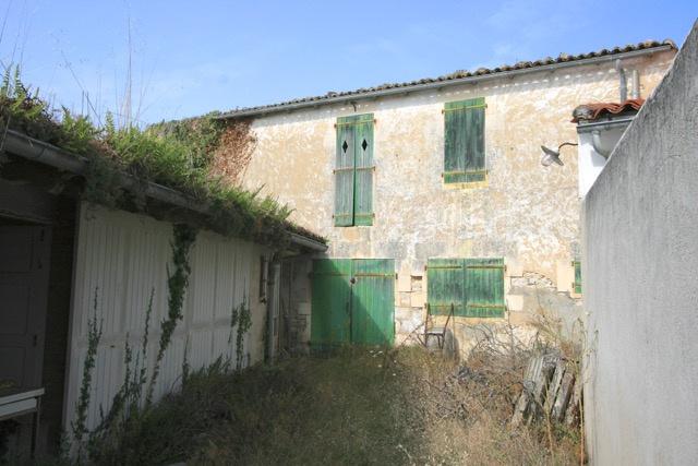 Maison de village Sainte Marie de Ré, La Noue