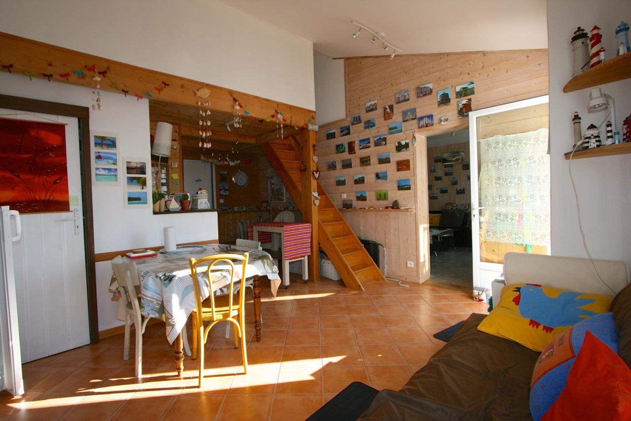 Appartement Le Bois-Plage (ref=3790 )