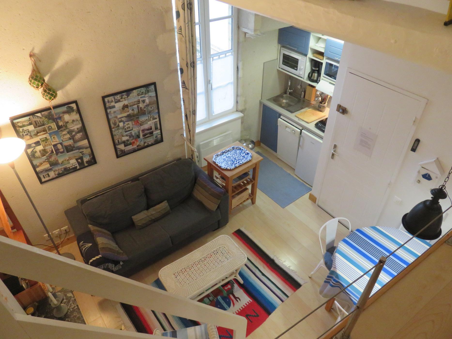 Appartement Saint Martin de R� (ref=RE/552)