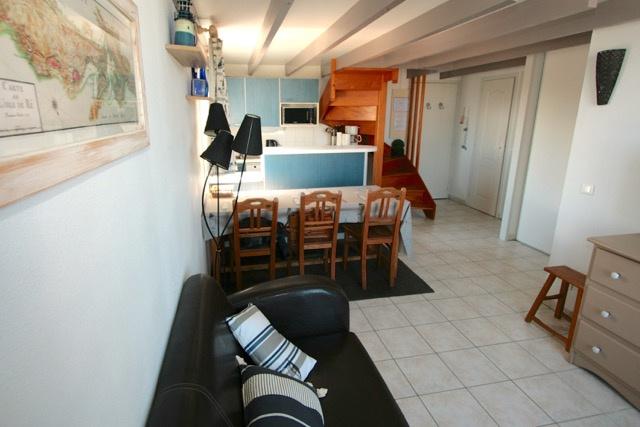 Appartement La Couarde sur Mer (ref=RAO3820)