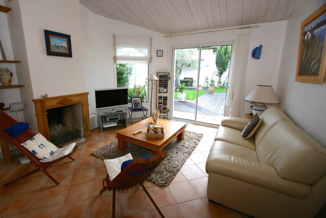 Maison La Couarde sur Mer (ref=3833)