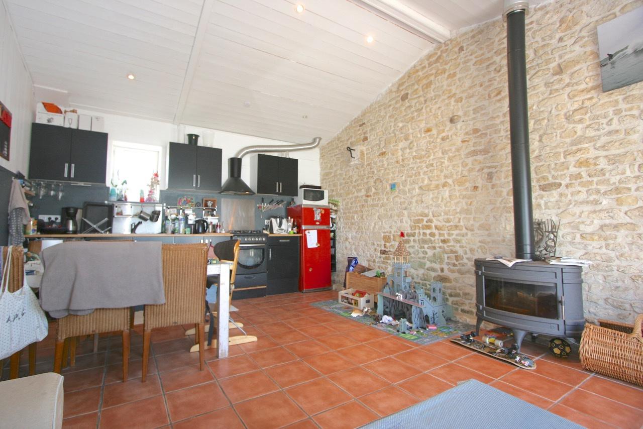 Maison de village Le Bois-Plage (ref=3719)