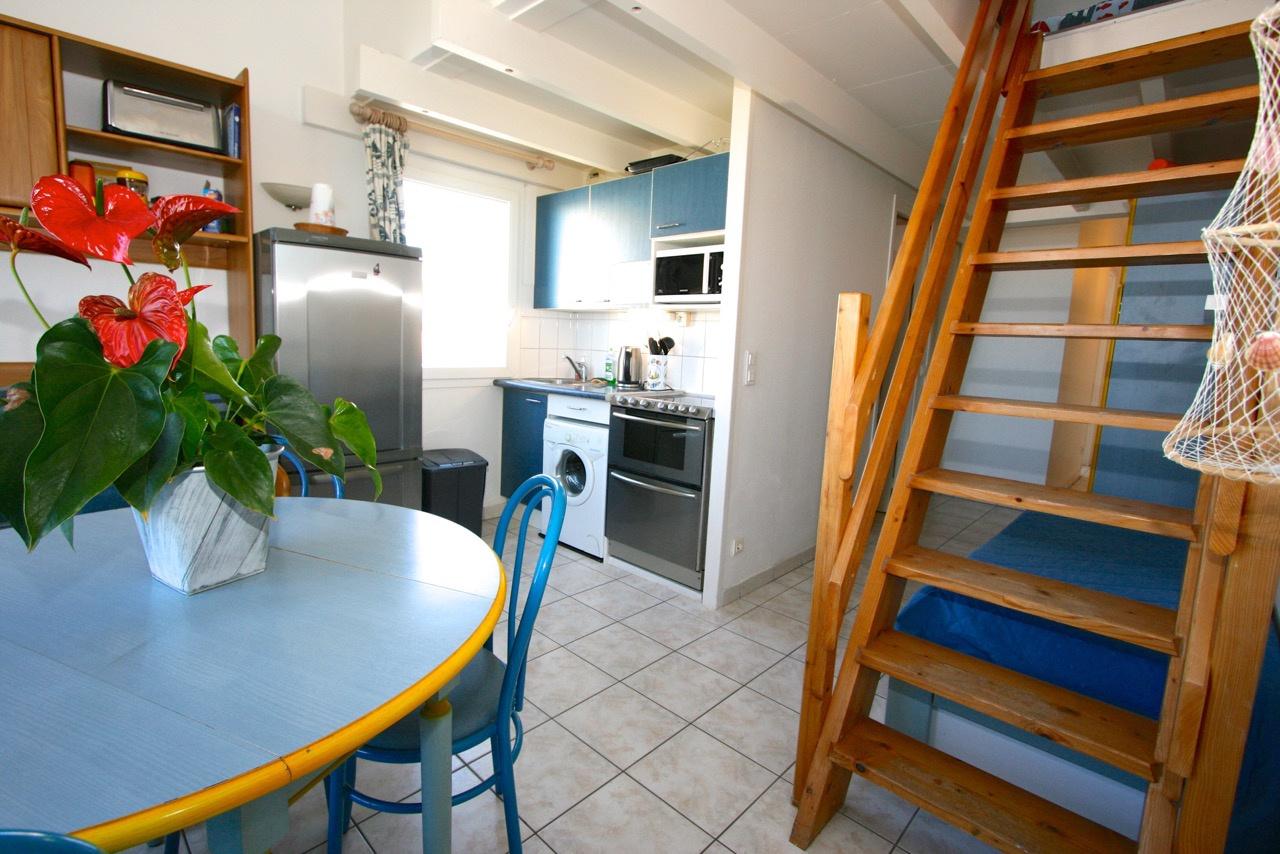 Appartement La Couarde sur Mer (ref=3739)