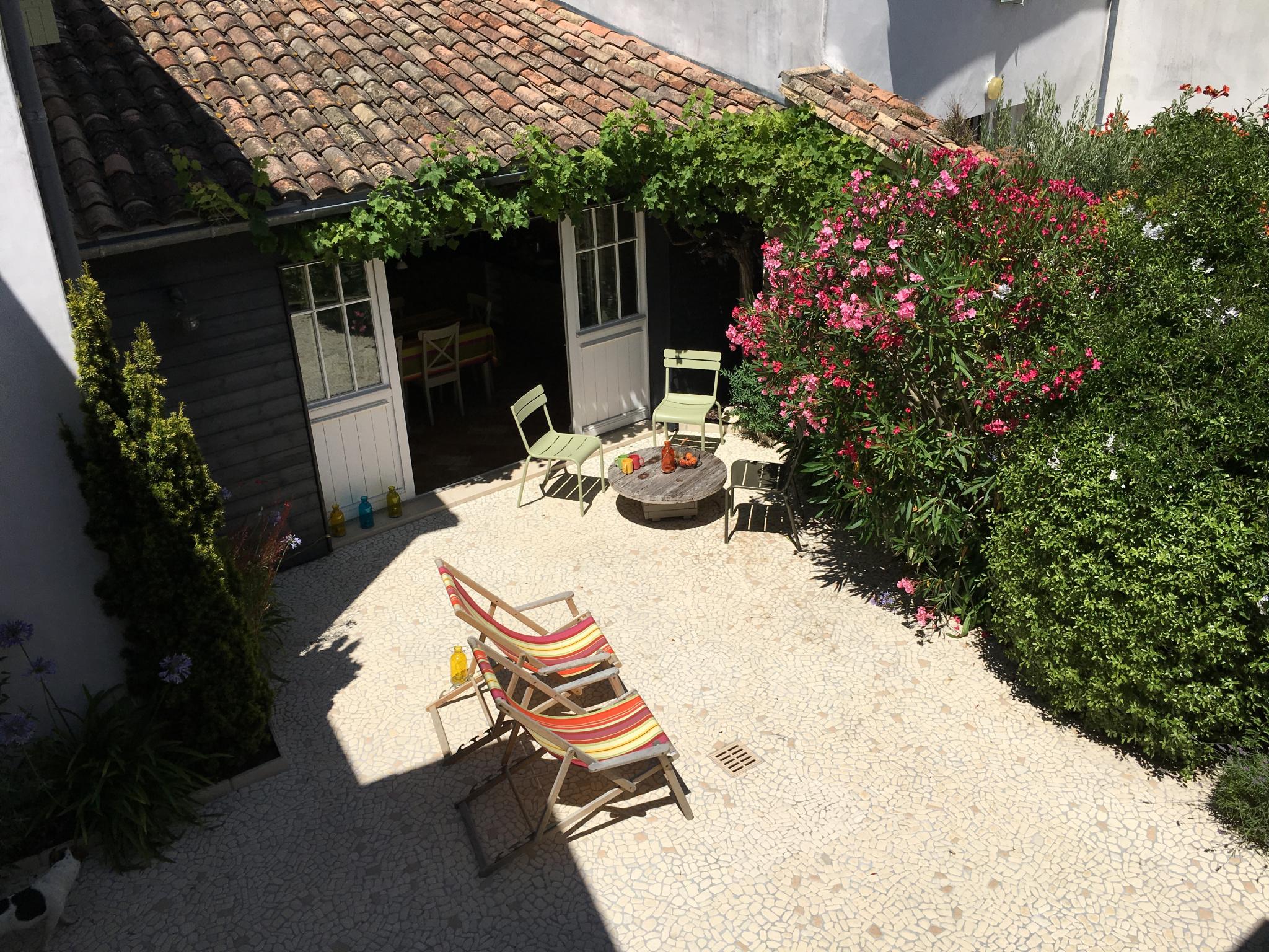 Maison La Couarde sur Mer (ref= 3808)